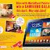 Genting WorldCard Win Samsung Galaxy Tab 7.7 Contest