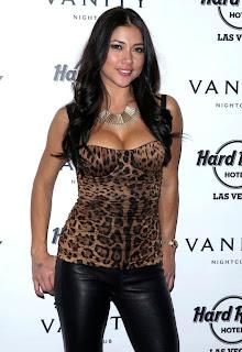 Arianny Celeste in Las Vegas