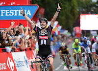 CICLISMO (La Vuelta 2015) - Degenkolb llegó el primero en Madrid. Clasificaciones finales