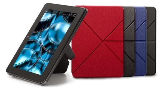 Libros y juguetes 1demagiaxfa tablet accesorios funda de cuero origami para amazon kindle - Fundas kindle amazon ...