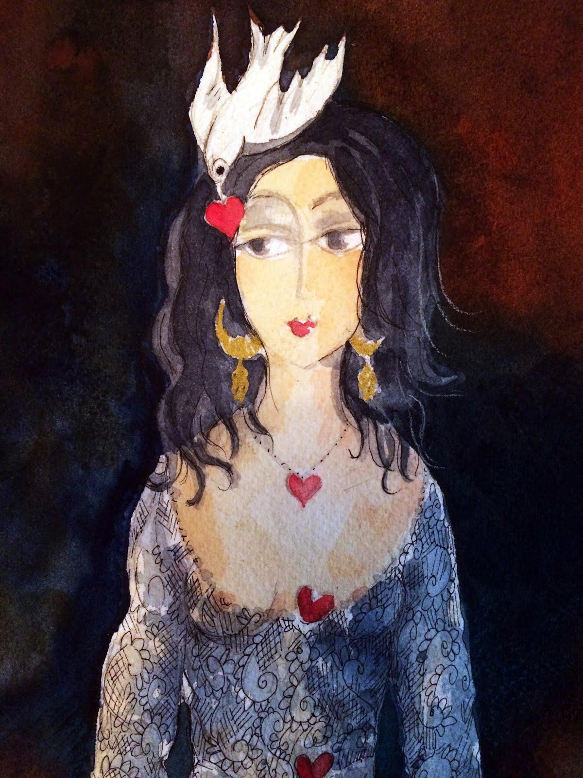 """"""" Portrait la nuit """""""