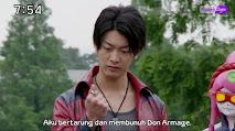 Uchuu Sentai Kyuranger Episode 20 Subtitle Indonesia