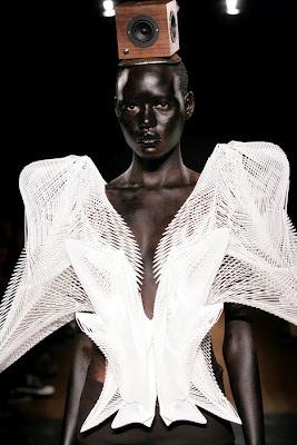 model di catwalk