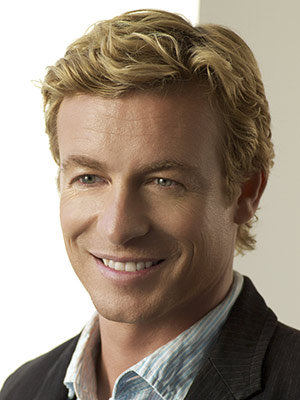 Some Like it Hot: Simon Baker