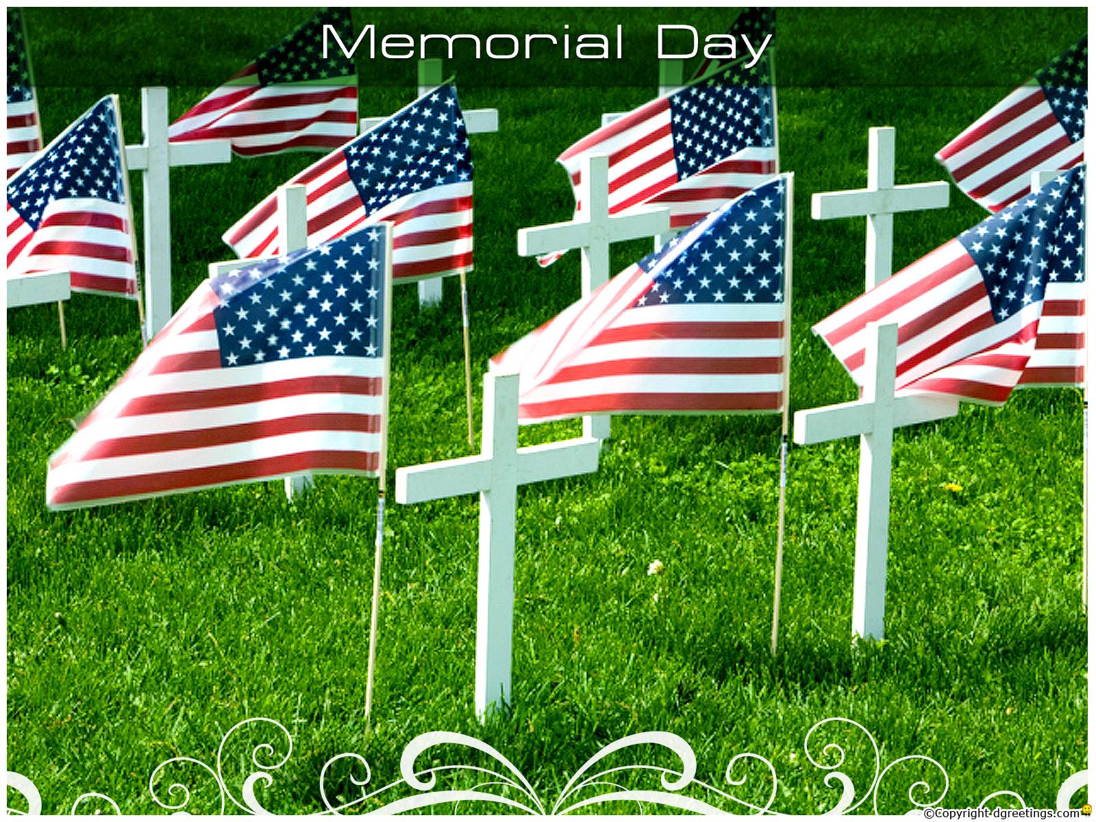 Free download Memorial Day wallpaper 1600x1200 003