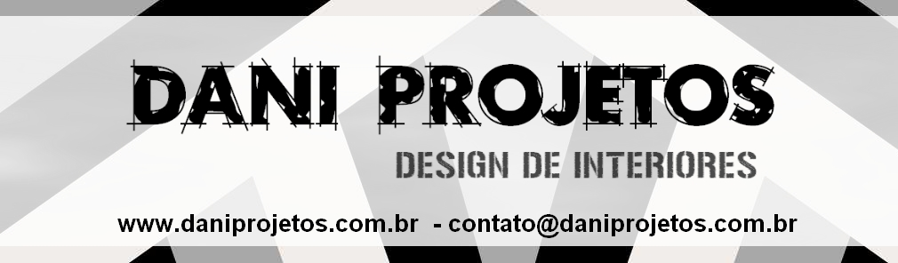 Dani_Projetos - Design de Interiores