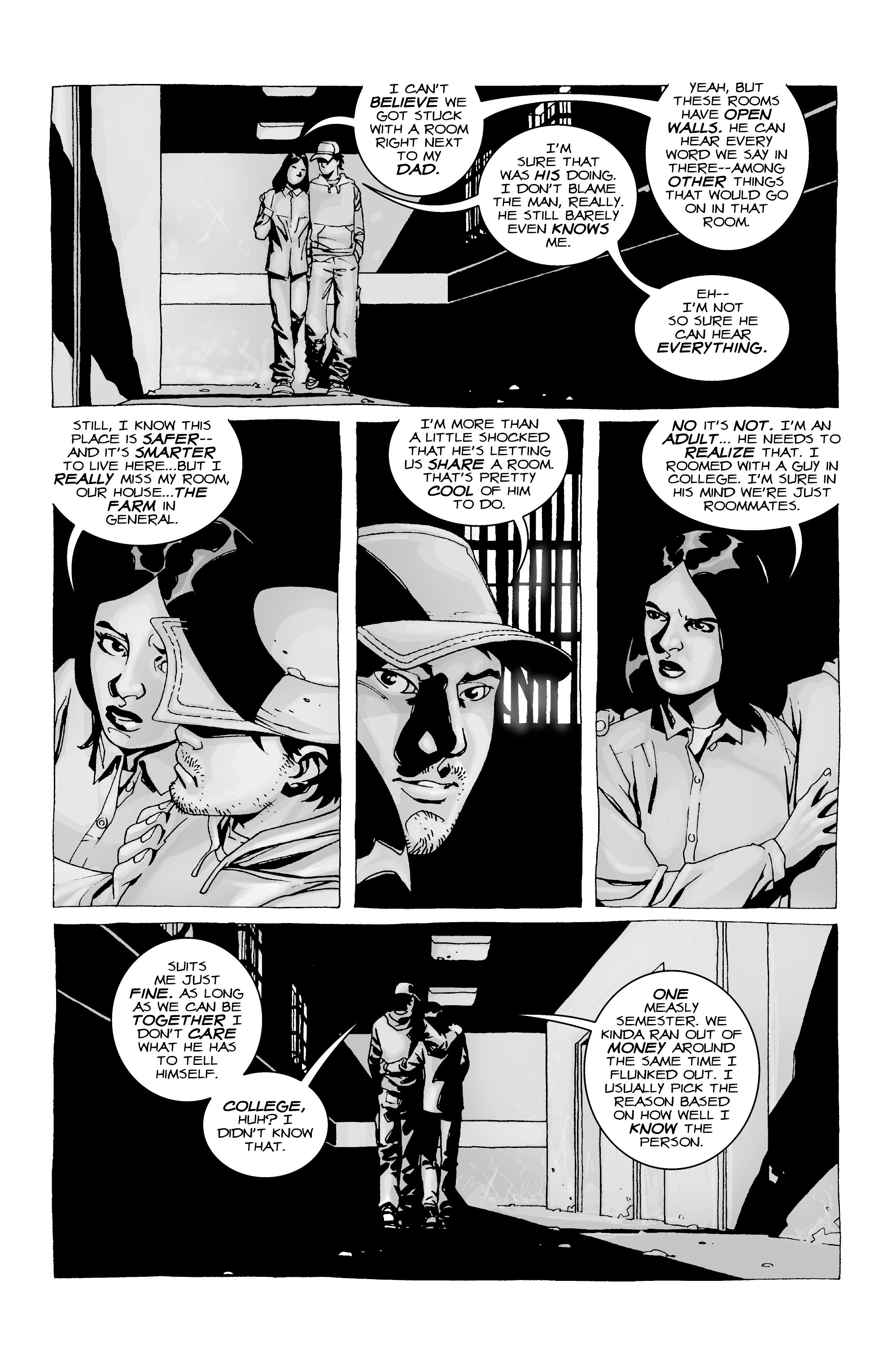 The Walking Dead Issue #15 Page 12