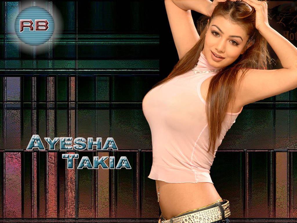 Ayesha Takia Hot Collection