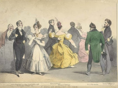 A ball at Almack's 1815