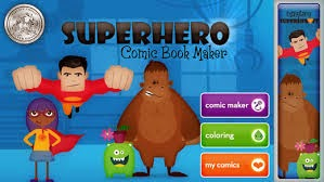 Superhero ComicBook Maker