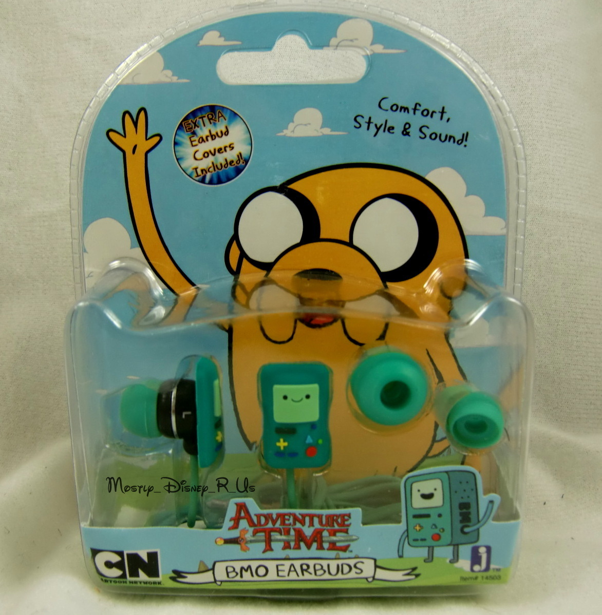 Adventure Time - BMO Beemo Earbuds Headphones