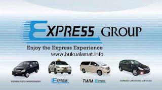 Alamat TAXI Express di kota Surabaya