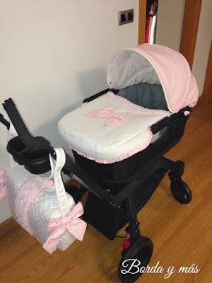cuco Orbit Baby G3 rosa