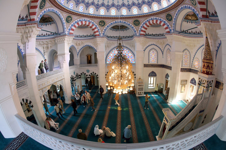 Islamische frauen kennenlernen