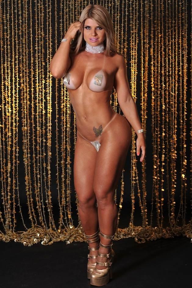 Carine Felizardo Nude