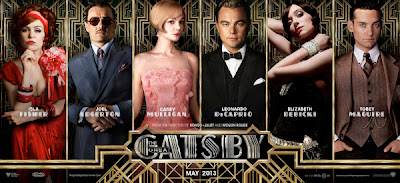 The Great Gatsby Banner Poster