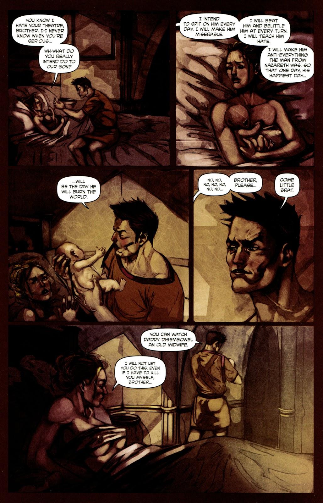 Caligula: Heart of Rome Issue #4 #4 - English 15