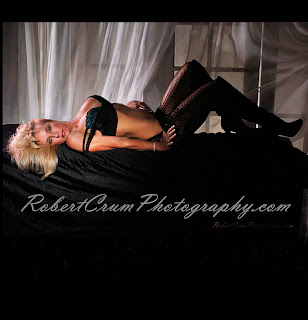 Tampa Photographer: Elegant Sensuous Boudoir Photography Centerfolds
