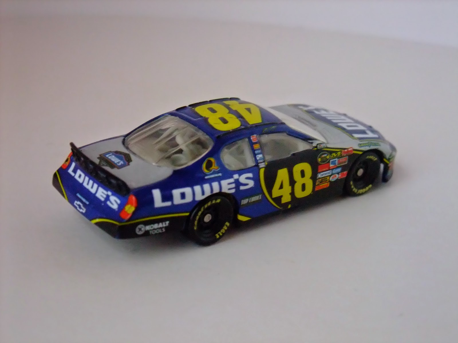 Scale Memories 2006 Jimmie Johnson
