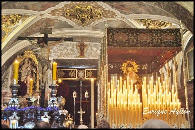 Cristo del Calvario Sevilla Madrugá 2013