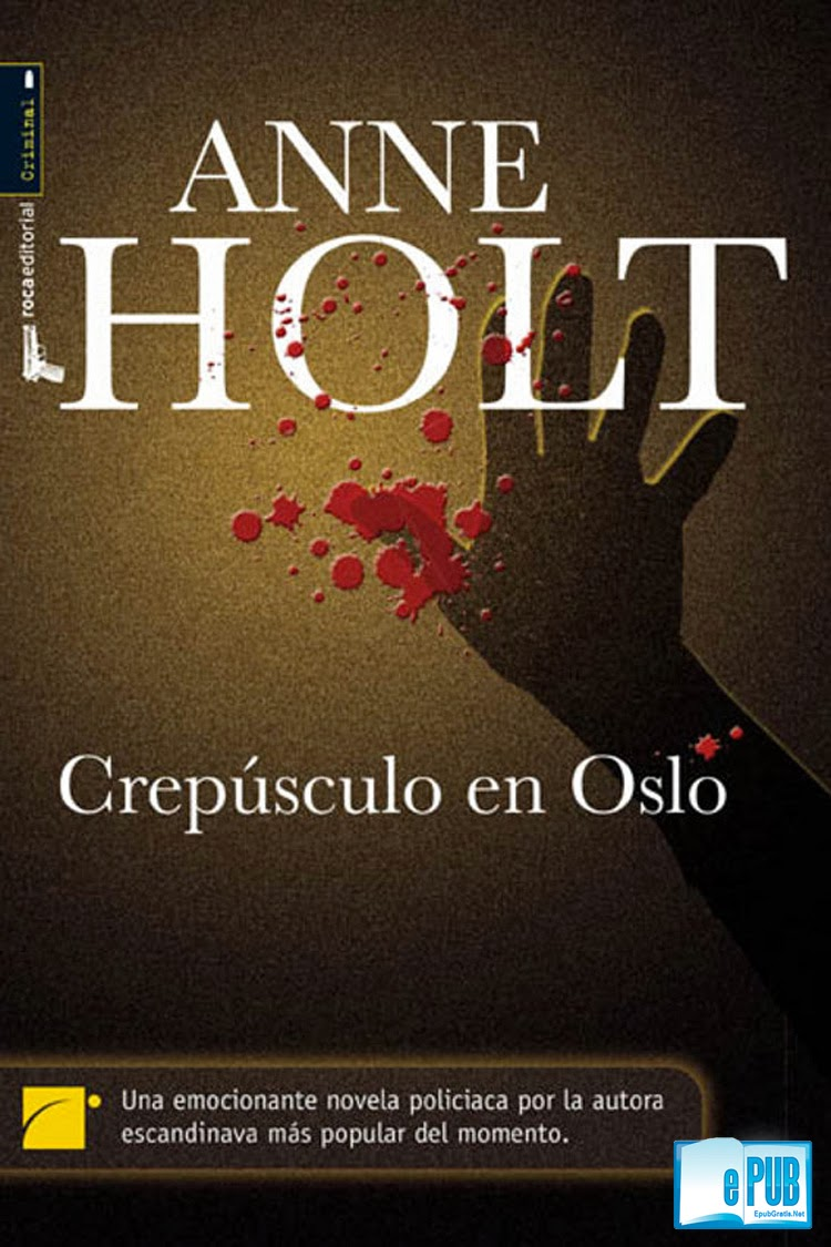 Crep%C3%BAsculo+en+Oslo Crepúsculo en Oslo   Anne Holt
