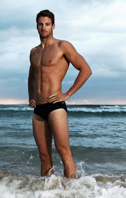 sexiest athletes James Magnussen