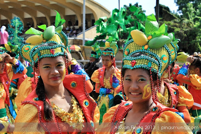 Aliwan Fiesta 2013 Mango Festival of Zambales