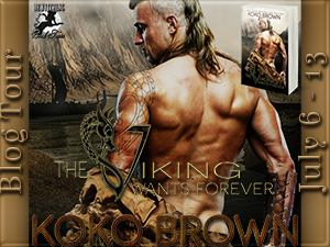 The Viking Wants Forever by Koko Brown