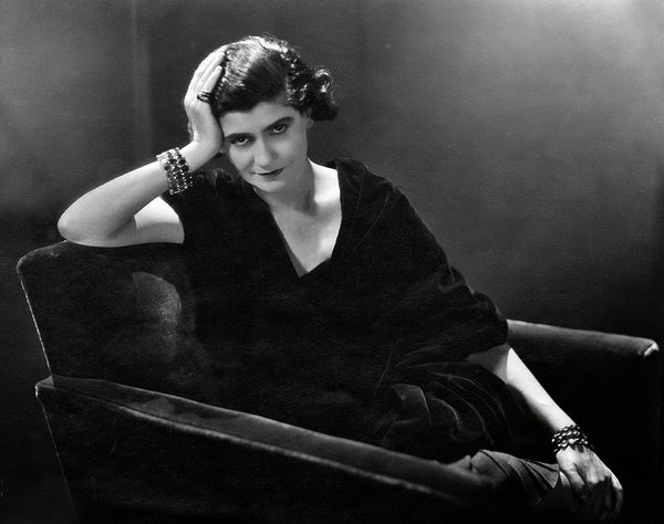 Barbara von Enger, artist, painter, icon : Coco Chanel and ... - photo #40