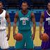 NBA 2K14 Charlotte Hornets Uniform Mods