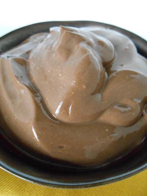Flora Chocolate Pudding