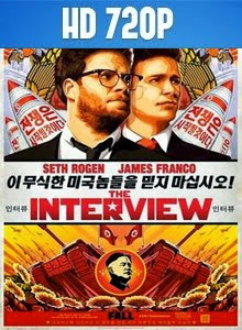 The Interview HD 720p Latino 2014