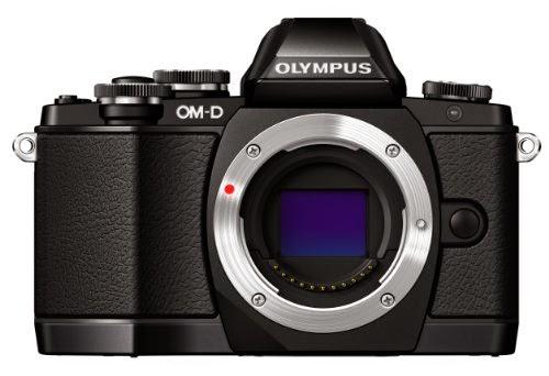 Olympus OM-D E-M10 Compact System Camera Review (No Lens)