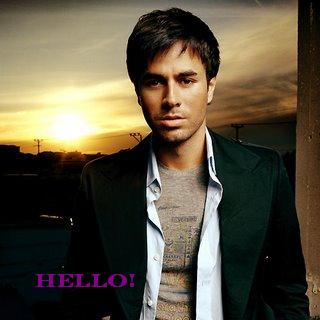 Enrique Iglesias Cool Hairstyles