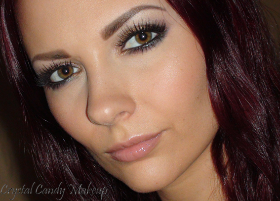 Face of the day : Temperature Rising - Clarins Rosewood Shimmer - MAC Bare My Soul - MAC Ripe For Love - Becca Shimmering Perfector Opal - It Cosmetics Bye Bye Under Eye - Too Faced Endless Summer - Red Cherry 46