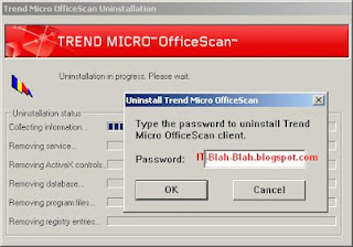 How to Remove Trend Micro Password