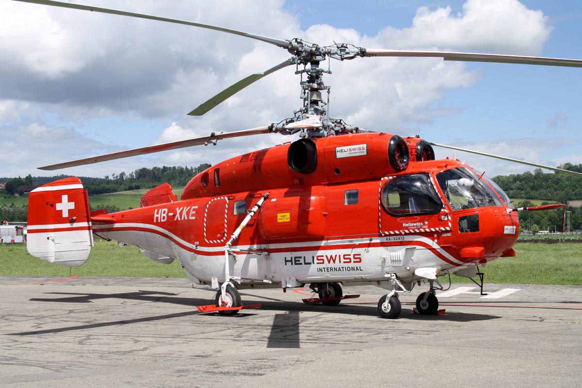 Eastwings ka 32a12 heliswiss international ag hb xke - Ka international outlet ...