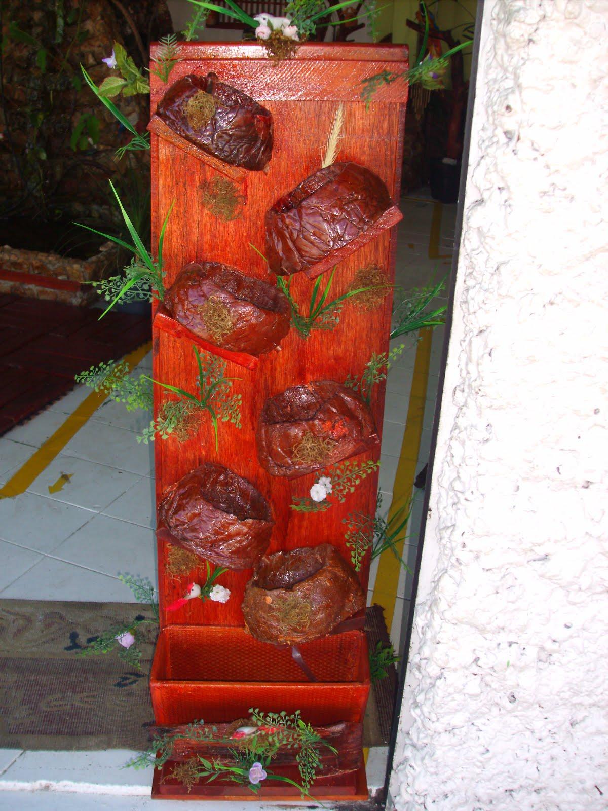 REF : 2006 cascata de parede ou piso em madeira