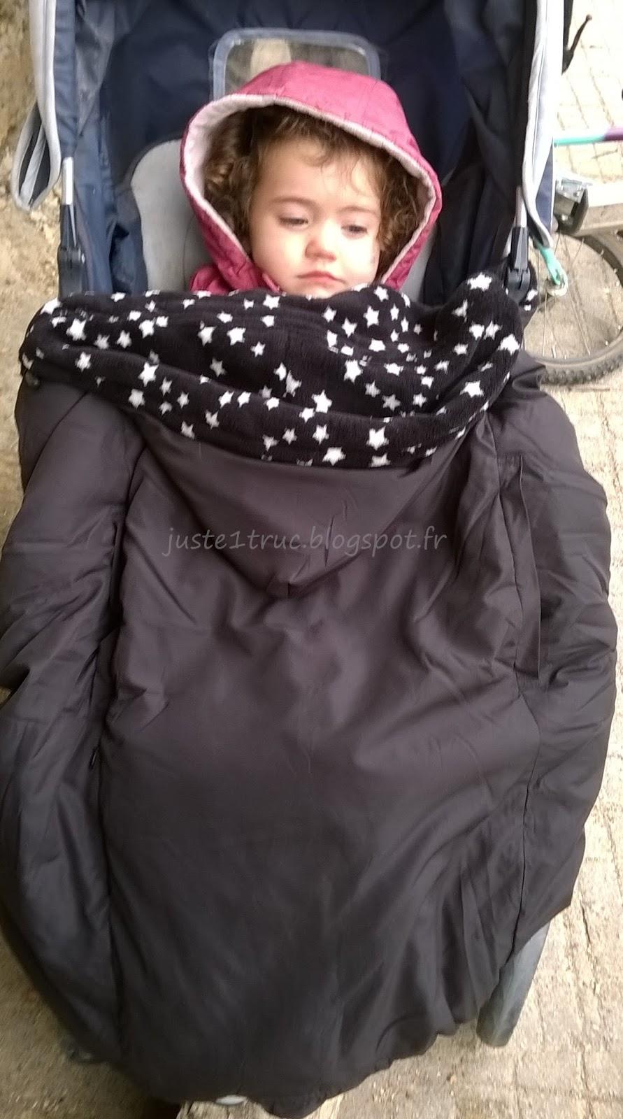 couverture portage lucky hiver froid chaud poussette porter babywearing ba9c307d82a