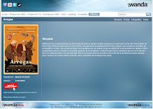 ¡¡¡¡Estamos en la web de Wanda!!!!