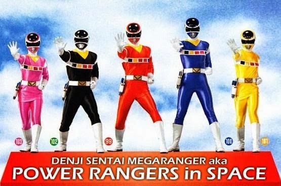 Siêu Nhân Denji Sentai Megaranger