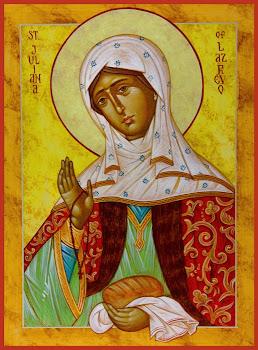 Sfanta Iuliana din Lazarevo ocrotitoarea celor casatoriti !