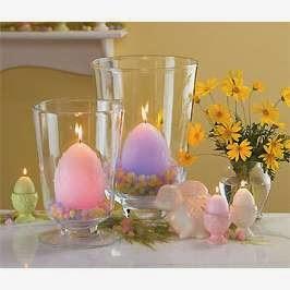 Decoracion de Pascuas, Centros de Mesa, parte 1