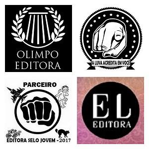 EDITORAS PARCEIRAS 2017