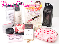 ANNIVERSARY GIVEAWAY! Melliesh, Missha, M.A.C., Annabelle, Forever21 and more!