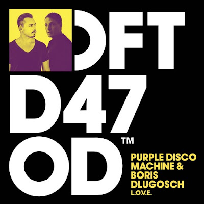 Purple Disco Machine & Boris Dlugosch - L.O.V.E.