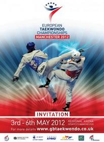20ο Ευρωπαϊκό Πρωτάθλημα Taekwondo Ανδρών/Γυναικών 2012