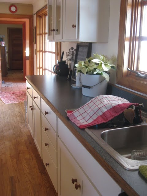Gumbo Lily Kitchen Make Over