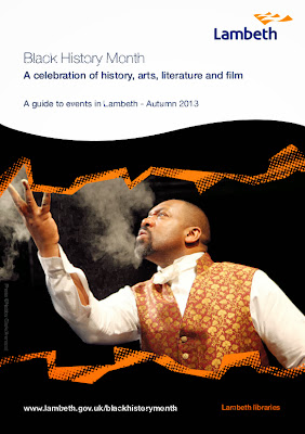 Lambeth Black History Month guide October 2013