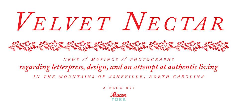 Velvet Nectar